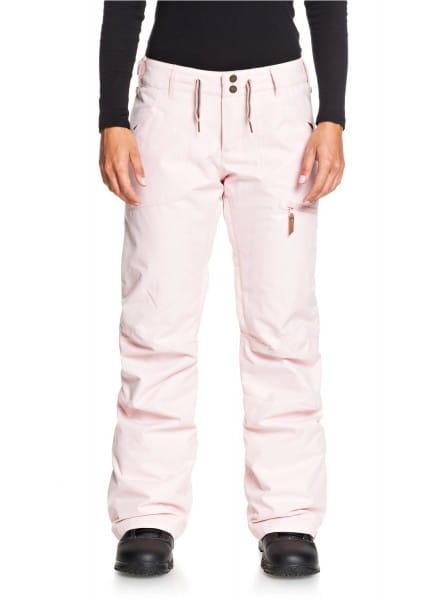 Белый женские сноубордические штаны nadia