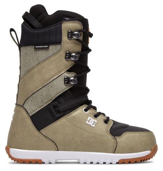 Белые мужские сноубордические ботинки mutiny