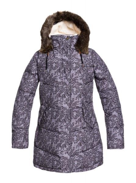 Серый женская куртка ellie printed