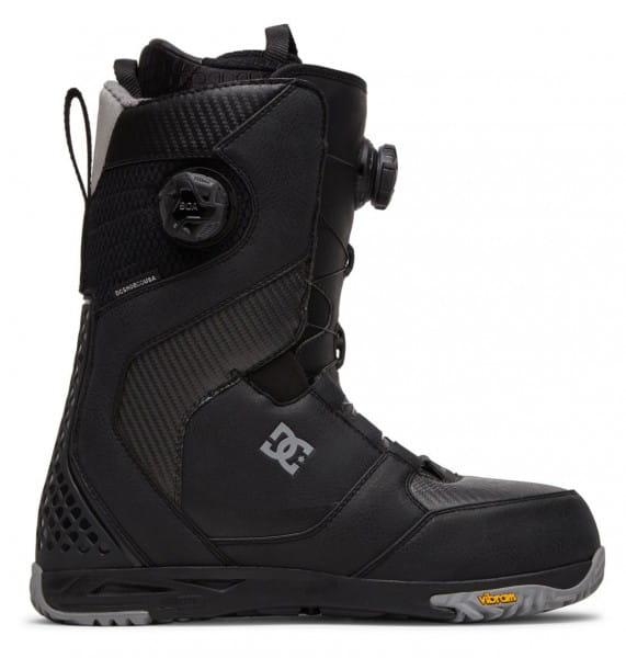 Белые мужские сноубордические ботинки shuksan