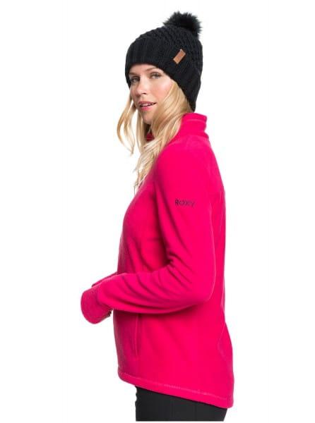 Жен./Одежда/Толстовки и флис/Флисовые толстовки Женская флисовая толстовка на молнии Surface