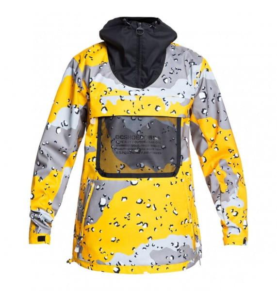 Муж./Одежда/Верхняя одежда/Анораки сноубордические Мужской сноубордический анорак ASAP Shell