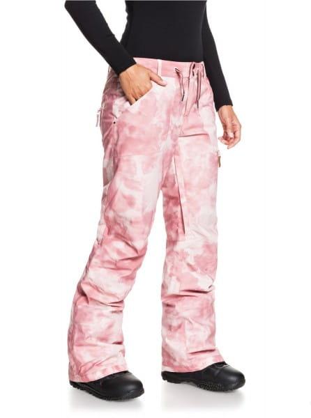Жен./Сноуборд/Штаны для сноуборда/Штаны для сноуборда Женские сноубордические штаны Nadia Printed