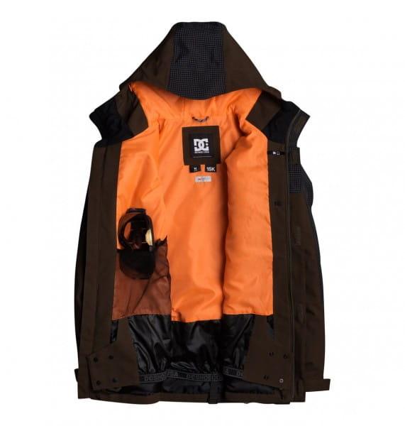 Муж./Одежда/Верхняя одежда/Куртки для сноуборда Мужская сноубордическая куртка Defiant