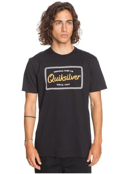 Коричневый мужская футболка blazing back