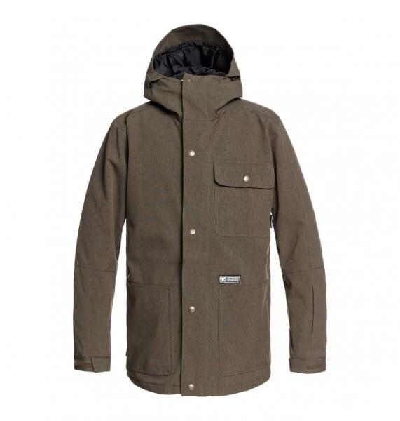 Мультиколор мужская сноубордическая куртка servo