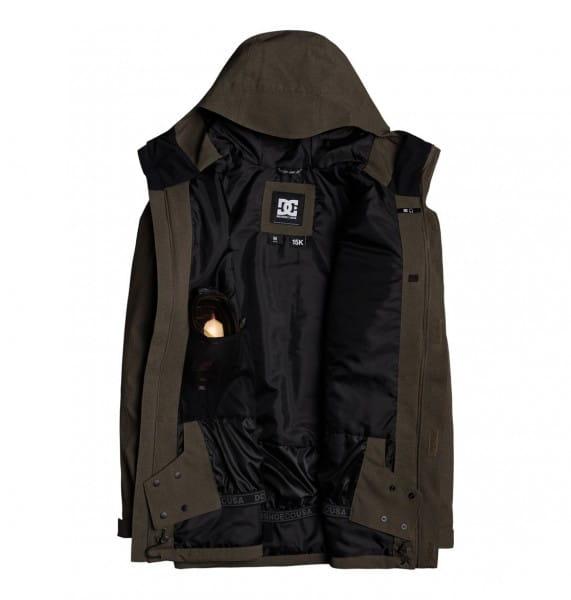 Муж./Одежда/Верхняя одежда/Куртки для сноуборда Мужская сноубордическая куртка Servo