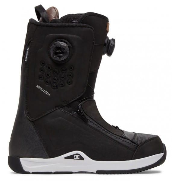 Белые мужские сноубордические ботинки travis rice