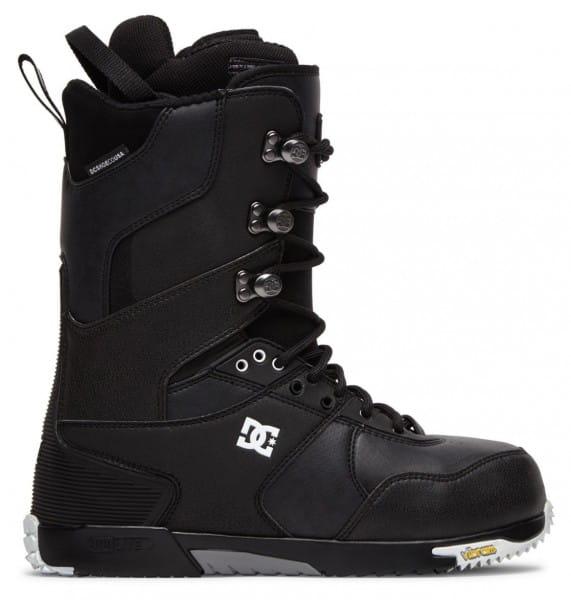Белые мужские сноубордические ботинки the laced
