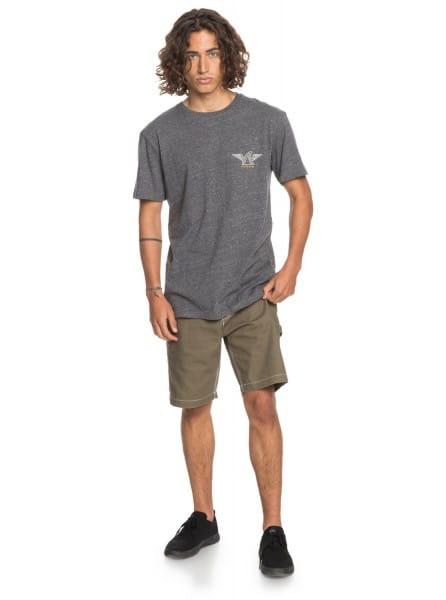 Муж./Одежда/Футболки, поло и лонгсливы/Футболки Мужская футболка Quik Local Shaper