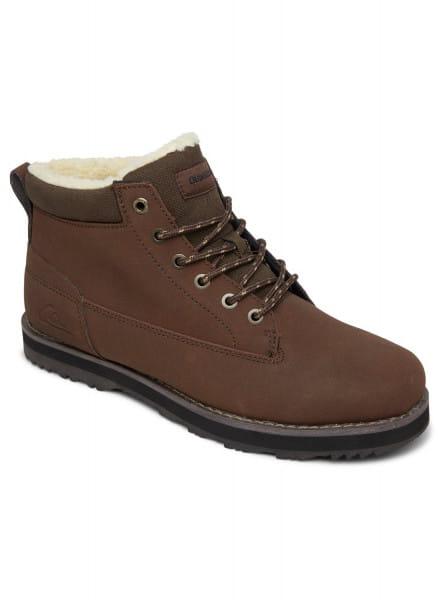 Мужские кожаные зимние ботинки Mission V