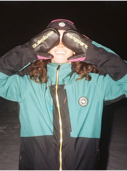 Муж./Сноуборд/Перчатки и варежки/Варежки Мужские сноубордические варежки Method