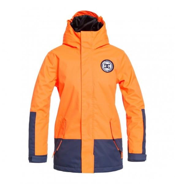 Коричневый детская сноубордическая куртка blockade 8-16