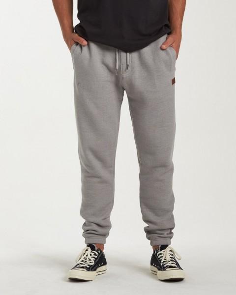Зеленый эластичные мужские брюки balance pant cuffed
