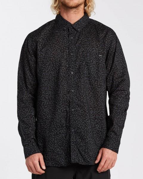 Рубашки с длинным рукавом U1SH11-BIF0