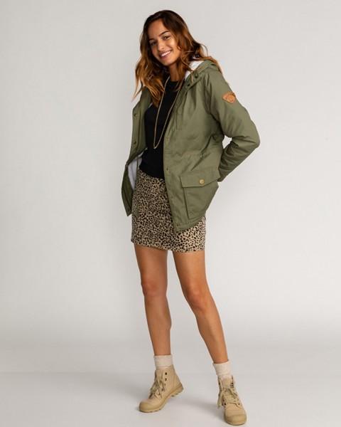 Жен./Одежда/Верхняя одежда/Парки Женская куртка Facil Iti
