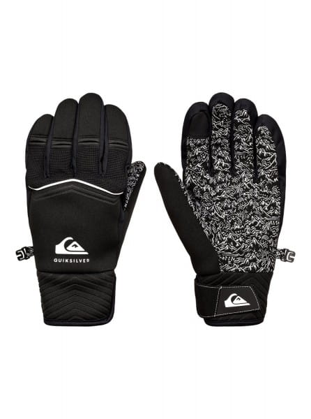 Муж./Сноуборд/Перчатки и варежки/Перчатки Мужские сноубордические перчатки Method