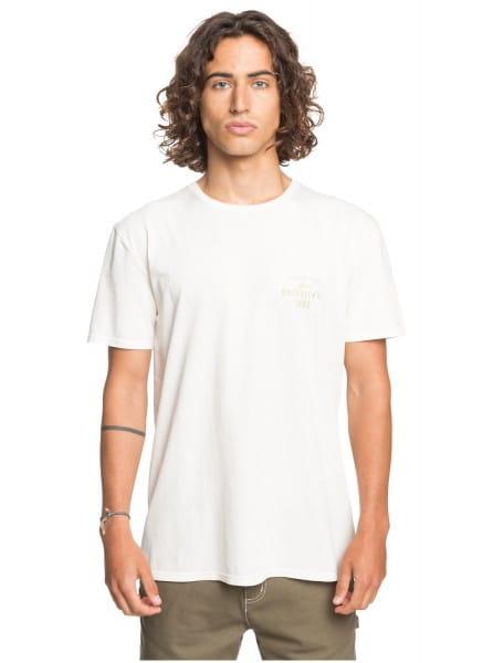 Коричневый мужская футболка desert trippn
