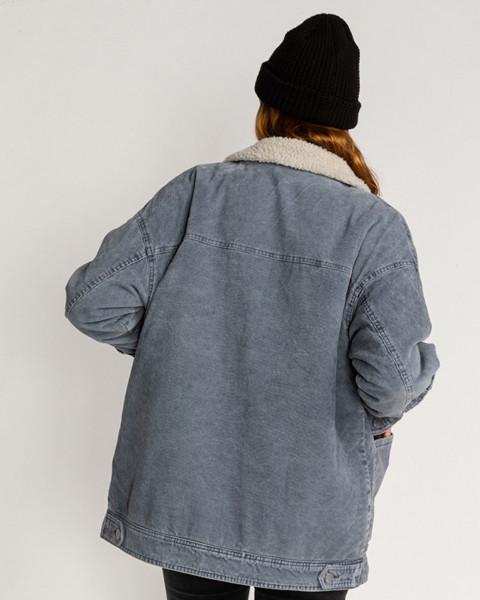 Жен./Одежда/Верхняя одежда/Демисезонные куртки Вельветовая женская куртка Lovely