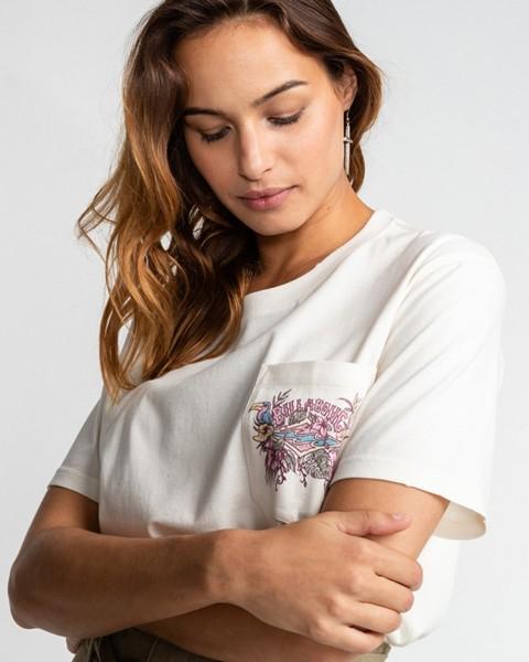 Жен./Одежда/Футболки, поло и лонгсливы/Футболки Женская футболка Floral Source