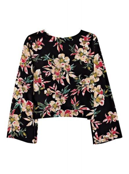 Жен./Одежда/Блузы и рубашки/Блузы Женский топ с длинным рукавом Winter Garden