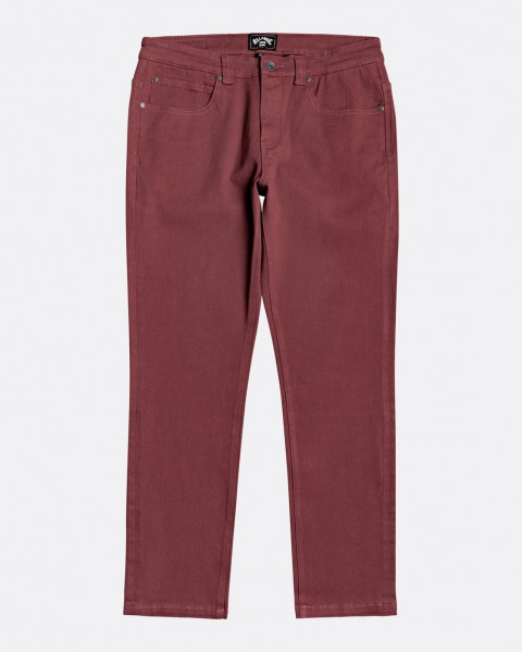 Зауженные джинсы U1PN01-BIF0