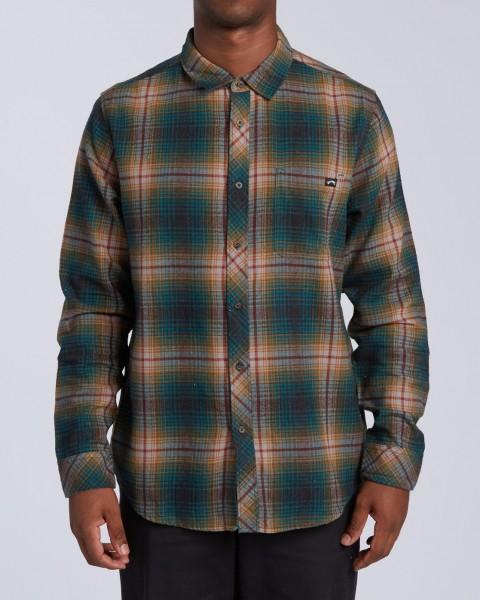 Рубашки с длинным рукавом U1SH12-BIF0