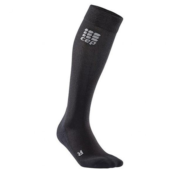 Жен./Йога и фитнес/Аксессуары/Носки и гетры Компрессионные гольфы CEP для восстановления, с шерстью мериноса, женские CEP Knee socks