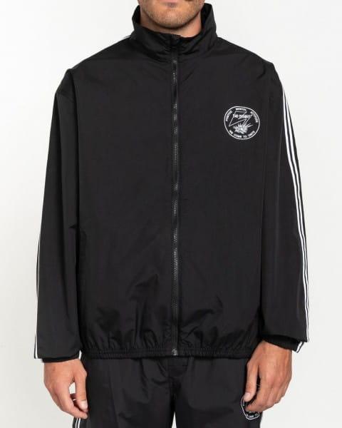 Муж./Одежда/Верхняя одежда/Ветровки Спортивная мужская куртка Bad Brains Bowery