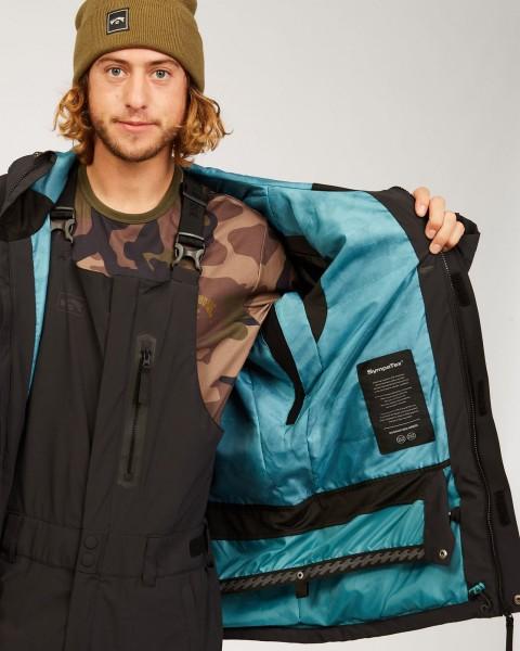 Муж./Одежда/Верхняя одежда/Куртки для сноуборда Водостойкая мужская куртка Adventure Division Delta Stx