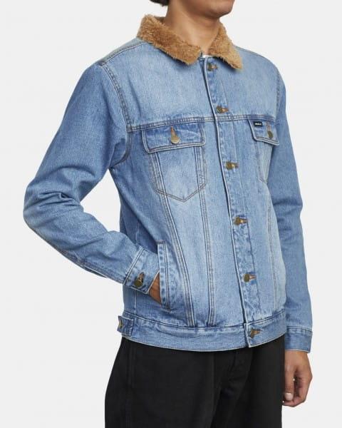 Муж./Одежда/Верхняя одежда/Джинсовые куртки Мужская джинсовая куртка Daggers