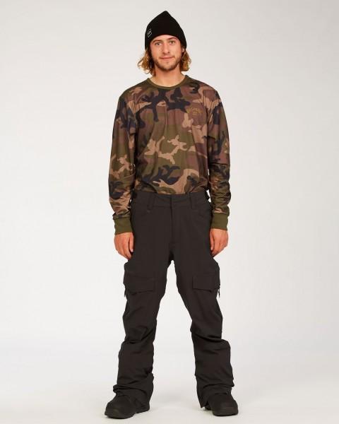 Муж./Сноуборд/Штаны для сноуборда/Штаны для сноуборда Мужские сноубордические штаны Adventure Division Ascent Stx