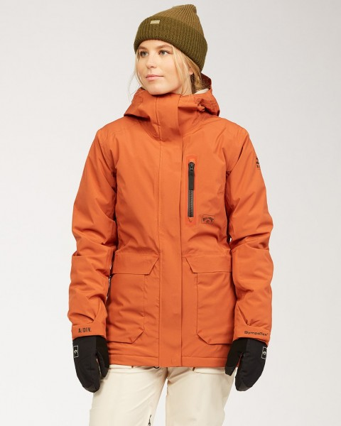 Куртки для сноуборда U6JF20-BIF0