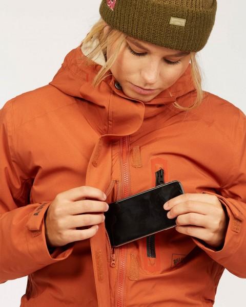 Жен./Одежда/Верхняя одежда/Куртки для сноуборда Водостойкая женская куртка Adventure Division Trooper Stx