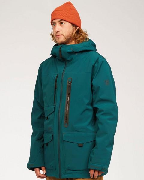 Муж./Одежда/Верхняя одежда/Куртки для сноуборда Водостойкая мужская куртка Adventure Division Prism Stx