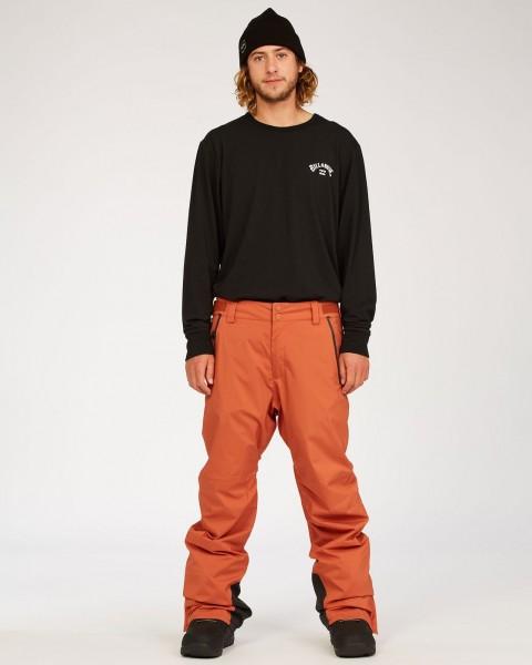 Штаны для сноуборда U6PM22-BIF0