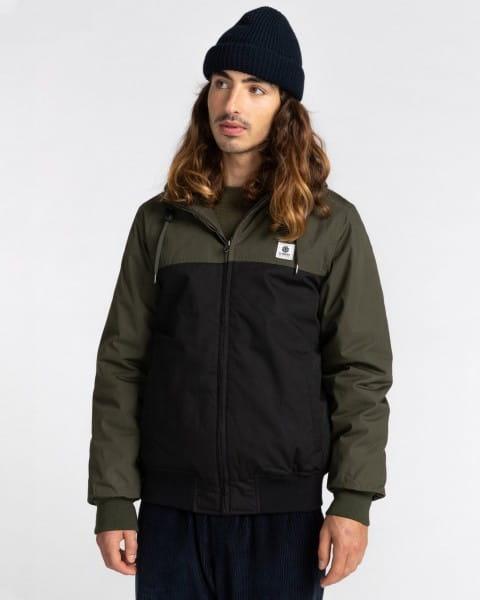 Оранжевый водонепроницаемая мужская куртка wolfeboro dulcey two tones