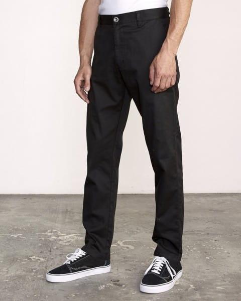 Бордовые мужские брюки the weekend stretch
