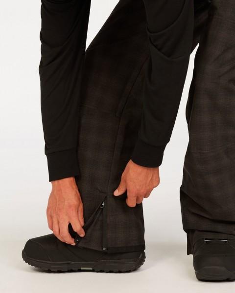 Муж./Сноуборд/Штаны для сноуборда/Штаны для сноуборда Мужские сноубордические штаны Tuck Knee