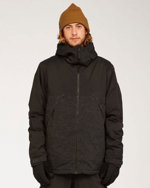Куртки для сноуборда U6JM24-BIF0