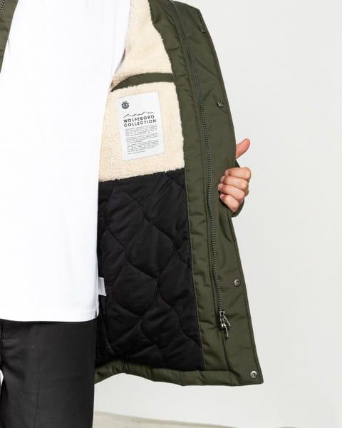 Муж./Одежда/Верхняя одежда/Парки Водонепроницаемая мужская куртка Wolfeboro Field