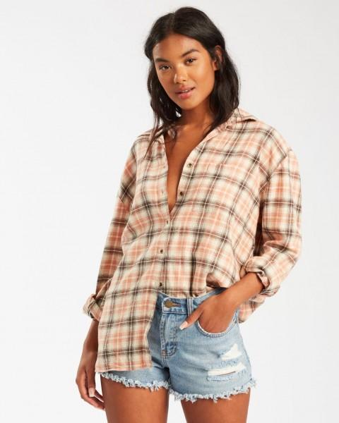 Рубашки с длинным рукавом U3TP16-BIF0