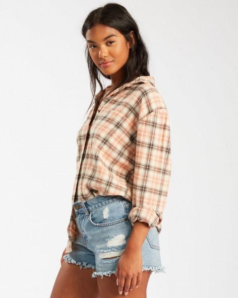 Жен./Одежда/Блузы и рубашки/Рубашки с длинным рукавом Женская рубашка с длинным рукавом Easy Movin 2