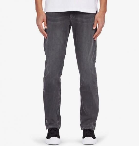 Бежевые мужские прямые джинсы worker straight