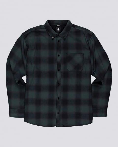 Муж./Одежда/Рубашки/Рубашки с длинным рукавом Мужская рубашка с длинным рукавом Lumber