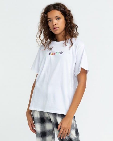 Женская футболка Landscape