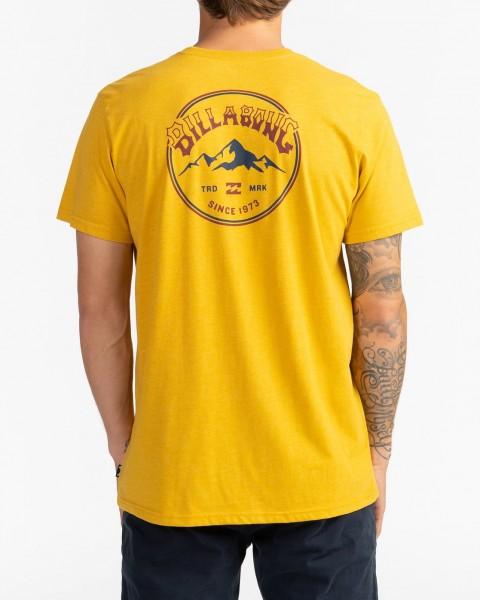Муж./Одежда/Футболки, поло и лонгсливы/Футболки Мужская футболка Arch Peak