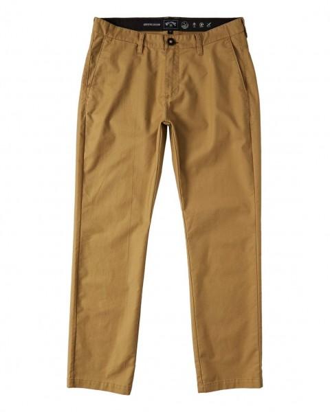 Прямые брюки U1PT02-BIF0