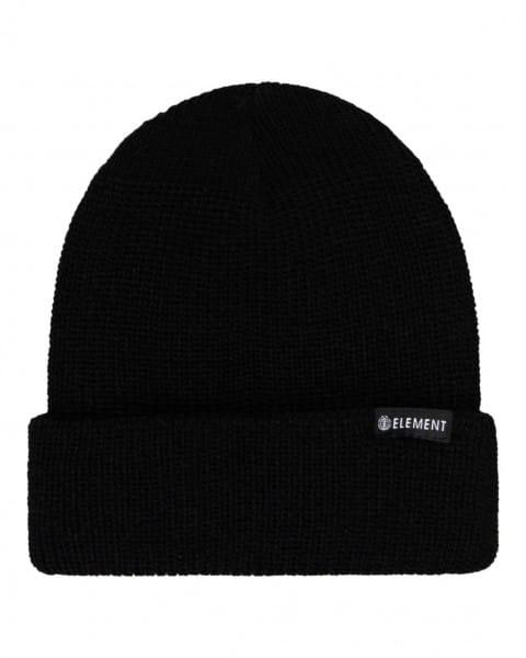 Черные мужская шапка kernel