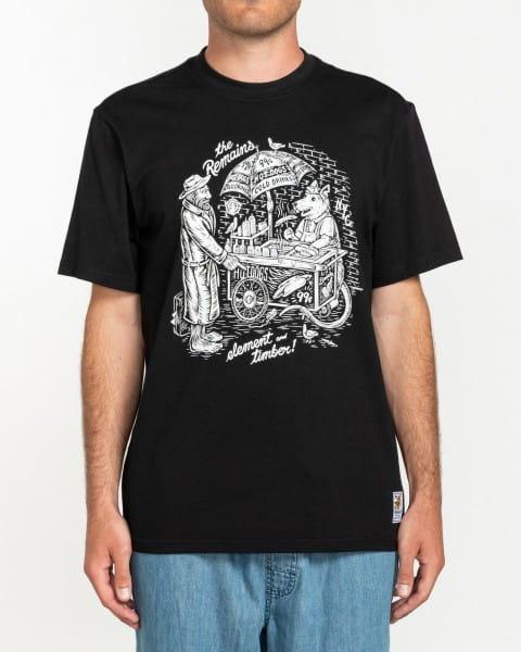 Мужская футболка Timber! The Remains News Man